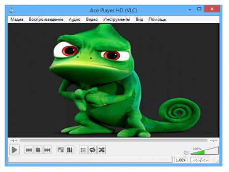 Ace Stream Media плеер