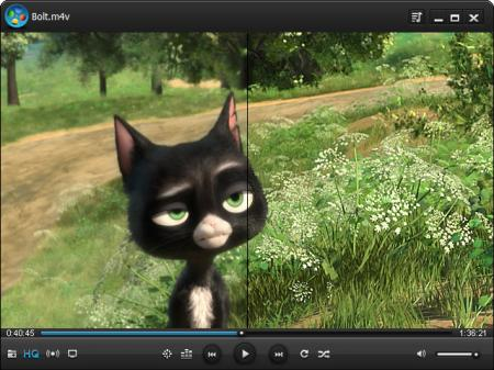 Windows Player качество картинки